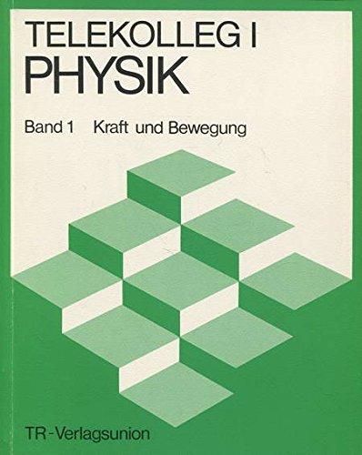 Kraft und Bewegung, Bd 1: Hoffmann, Manfred