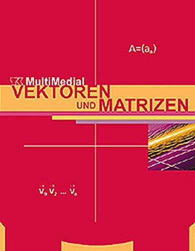 9783805835381: Telekolleg 2. Mathematik. Vektoren und Matrizen.