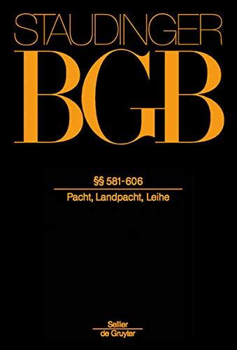 9783805909532: Buch 2. Recht Der Schuldverhaltnisse: 581-606 (German Edition)