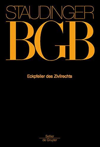 9783805911085: Eckpfeiler Des Zivilrechts (J. Von Staudingers Kommentar Zum Buergerlichen Gesetzbuch M. Einfuehrungsgesetz U. Nebengesetzen) (German Edition)