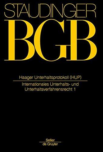 9783805911290: Internationales Unterhalts- Und Unterhaltsverfahrensrecht: Haager Unterhaltsprotokoll; Eu-untvo (German Edition)