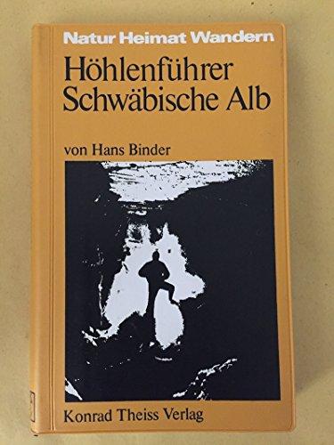 9783806201789: Hohlenfuhrer Schwabisch Alb