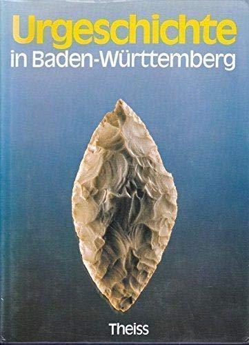 9783806202175: Urgeschichte in Baden-Württemberg