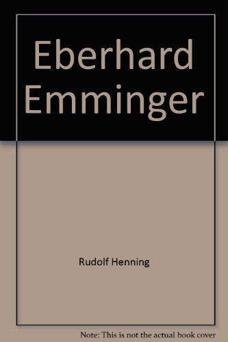 Eberhard Emminger : Süddeutschland nach der Natur gezeichnet und lithographiert: Emminger. -- ...