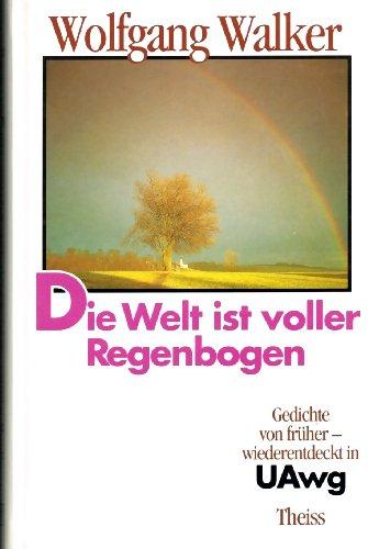 Gedichte regenbogen Trauer und