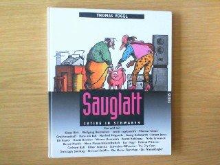 9783806211320: Sauglatt. Satire in Schwaben