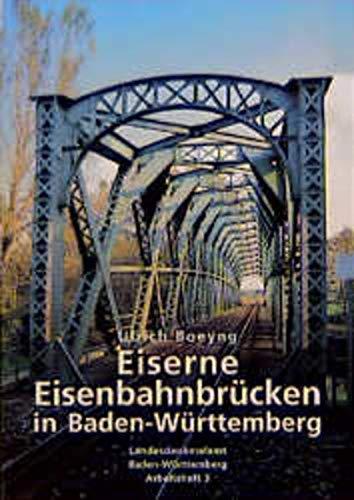 9783806211818: Eiserne Eisenbahnbrücken in Baden- Württemberg
