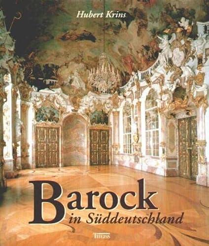 9783806214208: Barock in Süddeutschland