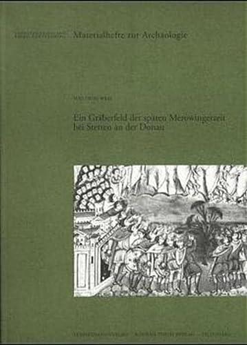 9783806214246: Ein Gräberfeld der späten Merowingerzeit bei Stetten an der Donau