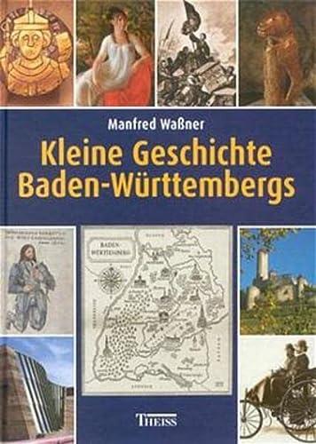 9783806216653: Kleine Geschichte Baden- Würtembergs.
