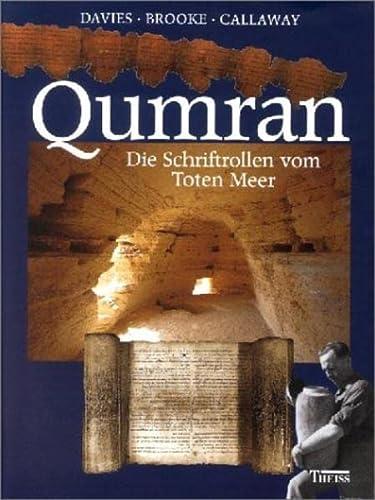 9783806217131: Qumran. Die Schriftrollen vom Toten Meer.