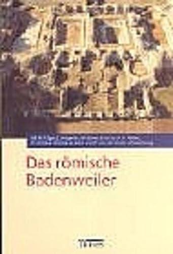 9783806217476: Das römische Badenweiler.