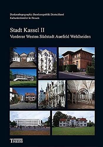Stadt Kassel II: Vorderer Westen Südstadt Auefeld: Wiegand Thomas