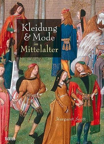 9783806221992: Kleidung und Mode im Mittelalter