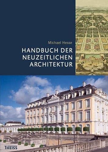 9783806222333: Handbuch der neuzeitlichen Architektur