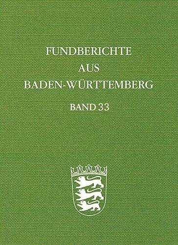 9783806228373: Fundberichte aus Baden-Württemberg 33