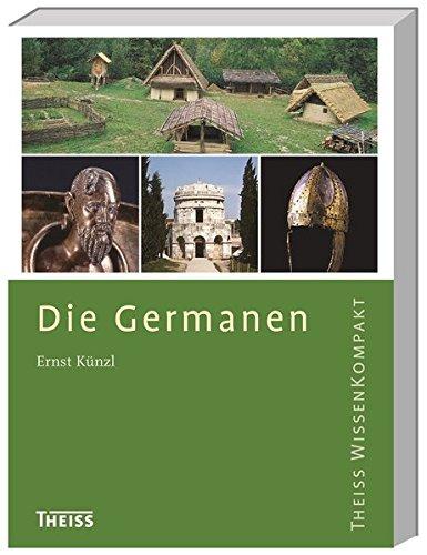 9783806228915: Die Germanen