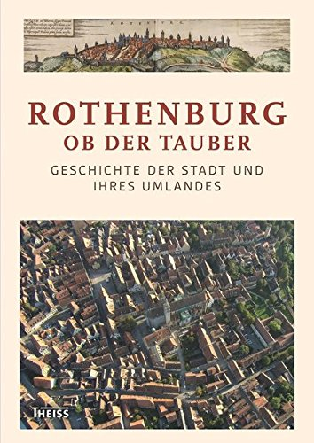 9783806229622: Rothenburg ob der Tauber