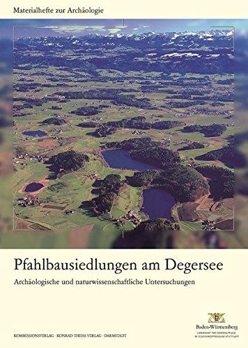 Pfahlbausiedlungen am Degersee: Martin Mainberger