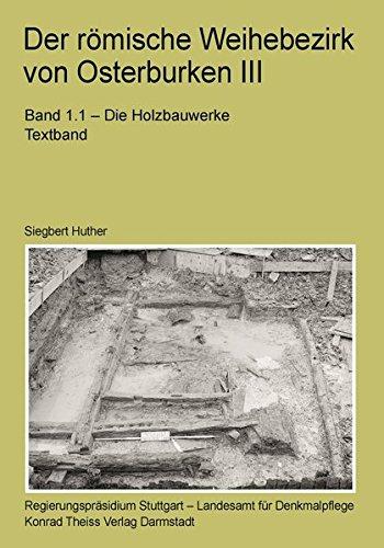 Der römische Weihebezirk von Osterburken III: Siegbert Huther