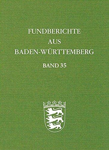 9783806231441: Fundberichte aus Baden-Württemberg 35