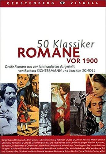 9783806725285: 50 Klassiker Romane vor 1900.