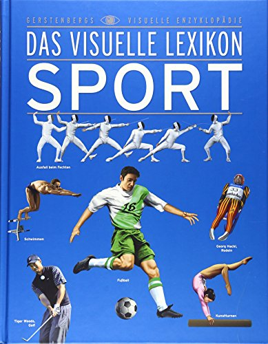 9783806725667: Das Visuelle Lexikon Sport: Jugendausgabe