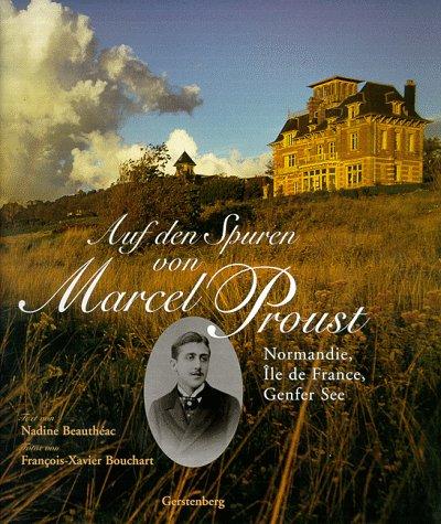 9783806728545: Auf den Spuren von Marcel Proust