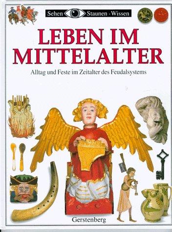 Leben im Mittelalter Cover