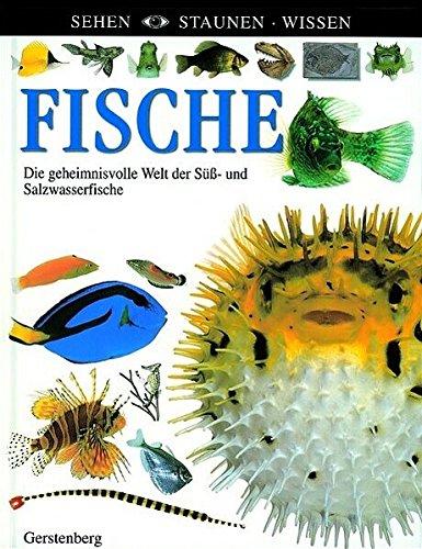 9783806745481: Sehen. Staunen. Wissen. Fische.