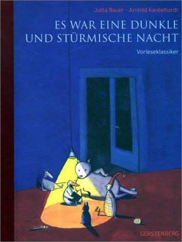 9783806749397: Es war eine dunkle und stürmische Nacht: Vorleseklassiker