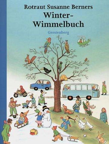 9783806750331: Winter-Wimmelbuch.