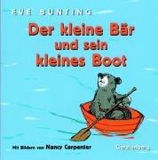 9783806750447: Der kleine Bär und sein kleines Boot
