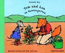 9783806750454: Tom Und Lea Im Gemusegarten (German Edition)