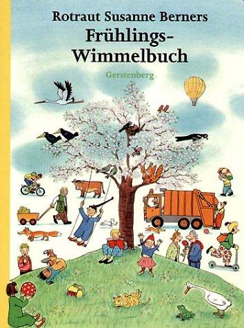 9783806750577: Frühlings-Wimmelbuch