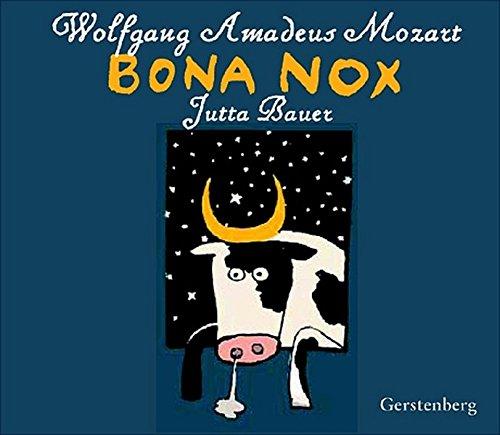 9783806751000: Bona nox;