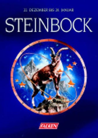 9783806817508: Steinbock. 22. Dezember bis 20. Januar.