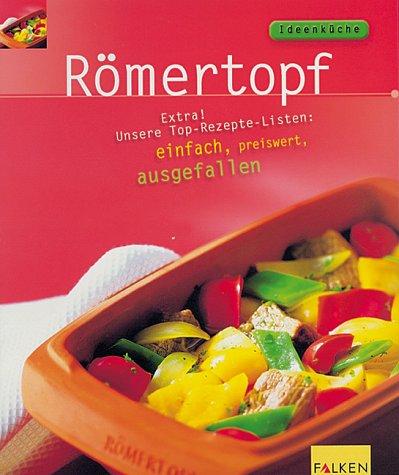 9783806826739: Römertopf.