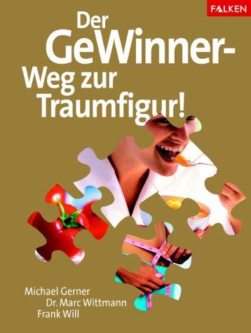9783806828894: Der GeWinner- Weg zur Traumfigur.