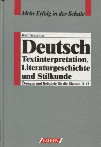 Deutsch: Schreiner, Kurt: