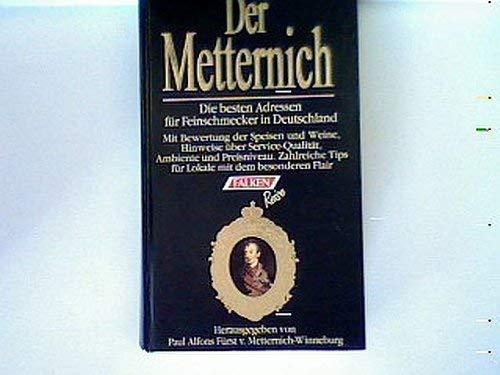 9783806845457: Der Metternich 91/92. (6951 767)