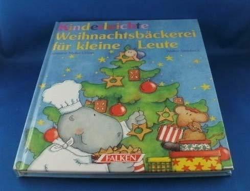 9783806848496: Kinderleichte Weihnachtsbäckerei für kleine Leute
