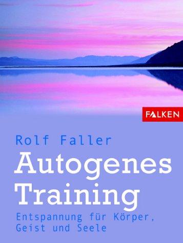 9783806855180: Autogenes Training