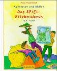 9783806873481: Spiel-Erlebnisbuch