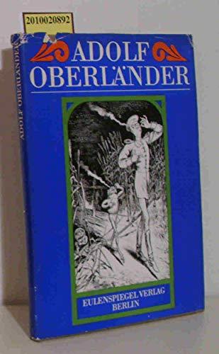 9783807700496: Adolf Oberländer