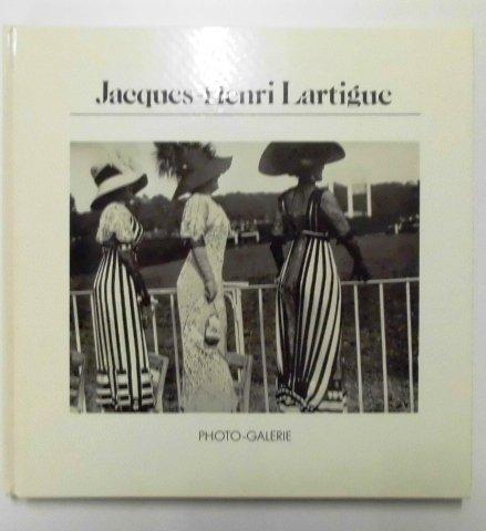 Jacques-Henri Lartigue (Photo-Galerie) (German Edition): Lartigue, Jacques-Henri