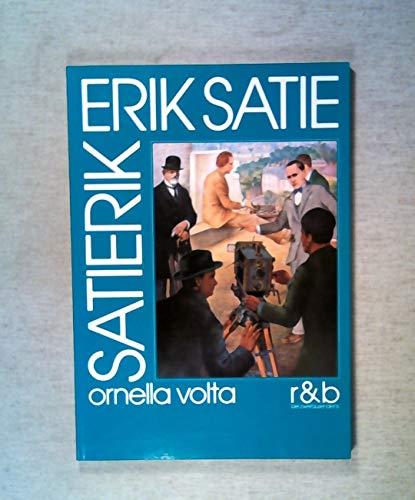 9783807702018: Satierik. Erik Satie