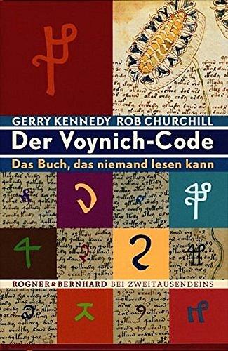 9783807710099: Der Voynich-Code: Das Buch, das niemand lesen kann