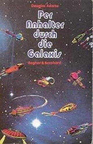 9783807710372: Per Anhalter durch die Galaxis