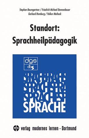 9783808005781: Standort: Sprachheilpädagogik